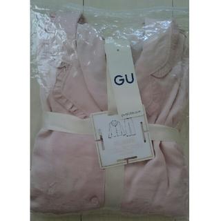 ジーユー(GU)のGUフリルパジャマ(パジャマ)