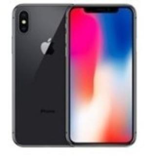 新品 iphone X 256GB 4台セット 黒のみ(スマートフォン本体)