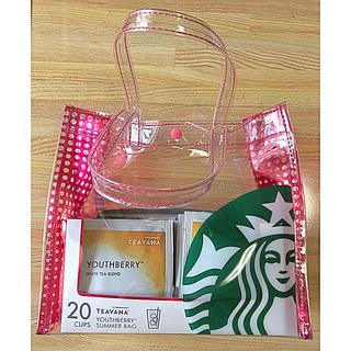 スターバックスコーヒー(Starbucks Coffee)のスターバックス 2018年 ティバーナ ユースベリー サマーバッグ 20袋入り(その他)