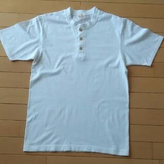 トラサルディ(Trussardi)のトラサルディ ヘンリーネック Tシャツ(Tシャツ/カットソー(半袖/袖なし))
