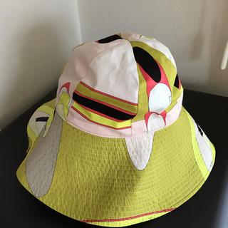 エミリオプッチ(EMILIO PUCCI)のエミリオプッチ 帽子(ハット)