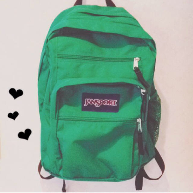 e97320733e1f JANSPORT - JANSPORT Big Studentの通販 by never land|ジャンスポーツ ...