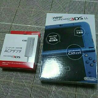 ニンテンドウ(任天堂)のnew 3dsll 美品❗No.②(携帯用ゲーム本体)