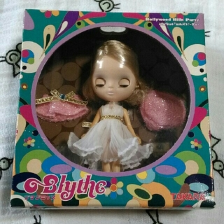 Takara Tomy - Blythe《未開封》Hollywood Hills Party