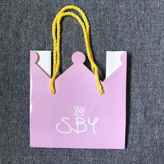 エスビーワイ(SBY)のSBY ショッパー(ショップ袋)