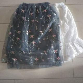 シマムラ(しまむら)のスカート二点(スカート)