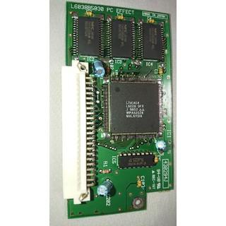 eb-16 エフェクトボード AKAI MPC2000XLオプション(その他)