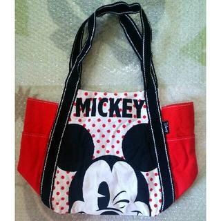 ディズニー(Disney)のミッキー柄 マザーズバック(マザーズバッグ)