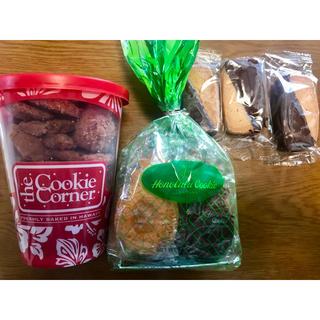クッキーコーナー バケツクッキー ショートブレッド ホノルルクッキー詰め合わせ