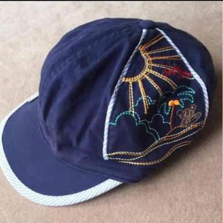 エンジェルブルー(angelblue)のエンジェルブルー  子供 帽子(帽子)