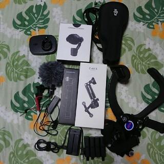 DJI  OSUMO カメラスタビライザー(ビデオカメラ)