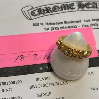 クロムハーツ(Chrome Hearts)のクロムハーツ  リング 14号(リング(指輪))