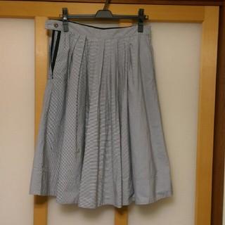 マーガレットハウエル(MARGARET HOWELL)の【マーガレットハウエル】コットン100%フレアースカートⅡ(ロングスカート)