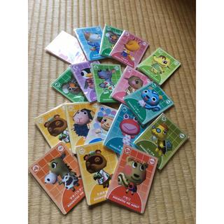 ニンテンドウ(任天堂)のどうぶつの森 カード(カード)