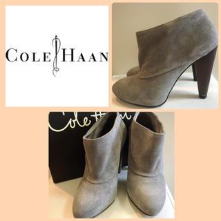 コールハーン(Cole Haan)のcaillou様専用ページです♡コールハーン♡グレースエード ショートブーティ♡(ブーティ)
