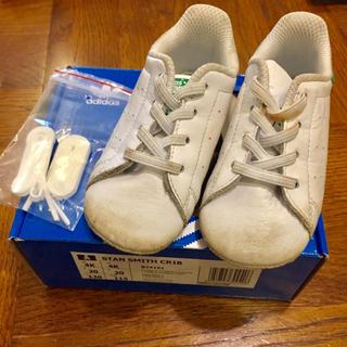 アディダス(adidas)のadidas スタンスミス  ベビーシューズ 12cm(スニーカー)