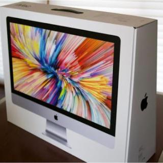 iMac Retina 5Kディスプレイモデル [3800] +8GB(デスクトップ型PC)