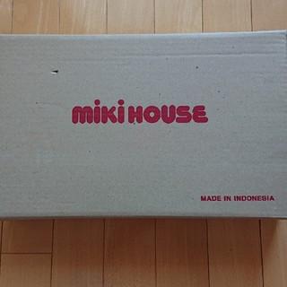 ミキハウス(mikihouse)の新品未使用 miki Housu  ミキハウス ノベルティ ベアチェア(ノベルティグッズ)