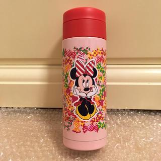ディズニー(Disney)の【難あり!】新品未使用 ディズニーリゾート購入♡ ミニー 水筒 ボトル 保冷(タンブラー)