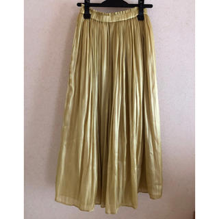 アウィーエフ(AuieF)のGready Brilliant ロングスカート(ロングスカート)