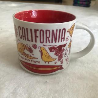 スターバックスコーヒー(Starbucks Coffee)のスターバックス カリフォルニア マグカップ(グラス/カップ)
