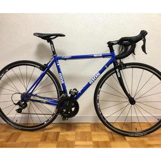 ジオス(GIOS)のロードバイク GIOS フルボ ジオスブルー(自転車本体)