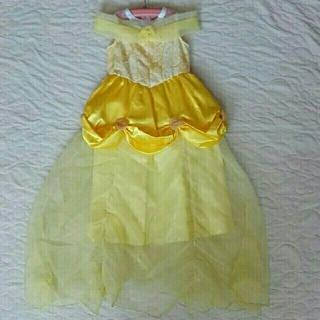 ディズニー(Disney)のビビディバビディブティック 美女と野獣ベルドレス プリンセス(衣装)