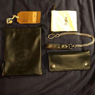 テンダーロイン(TENDERLOIN)のテンダーロイン  ウォレット 財布 tenderloin 付属品完備 (長財布)