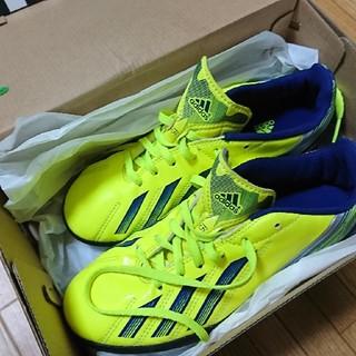 アディダス(adidas)の美品♡アディダス サッカーシューズ(スニーカー)