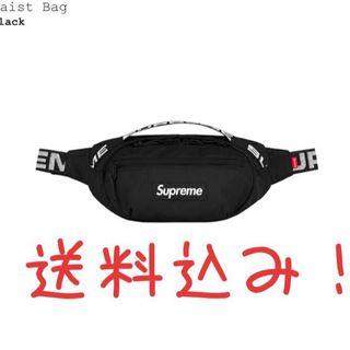 18ss  ウエストバッグ (black)  (ウエストポーチ)