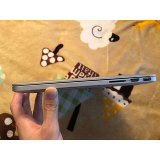 マック(Mac (Apple))のMacbook pro 2015 128gb(ノートPC)