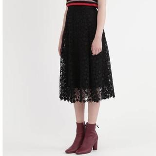ジルスチュアート(JILLSTUART)の♡美品♡JILLSTUART スターレーススカート(ロングスカート)