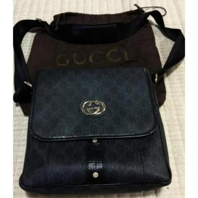 4bd6dc871cfd Gucci - ❤︎m shop様専用 GUCCI メンズ ショルダーバッグ GGプラスの ...