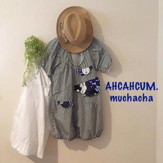 アチャチュムムチャチャ(AHCAHCUM.muchacha)のAHCAHCUM.muchacha ☆チェニック(チュニック)