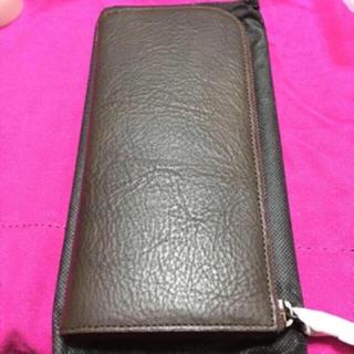 MUJI (無印良品) - 新品未使用!無印良品!本革 メンズ 長財布