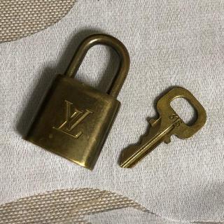 ルイヴィトン(LOUIS VUITTON)のルイヴィトン   パドロック 南京錠(その他)
