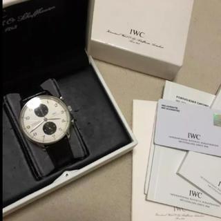 インターナショナルウォッチカンパニー(IWC)の飴玉様専用 IWC ポルトギーゼ(腕時計(アナログ))