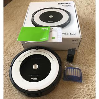 アイロボット(iRobot)のiRobot ルンバ 680(掃除機)