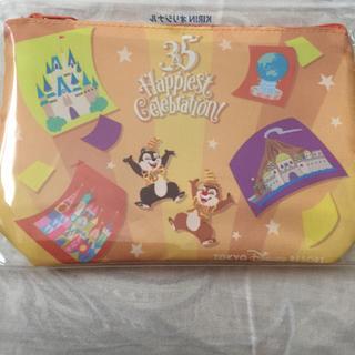 ディズニー(Disney)のディズニー 35周年 ポーチ(ポーチ)