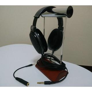 ヘッドホン ゼンハイザー HD650(ヘッドフォン/イヤフォン)