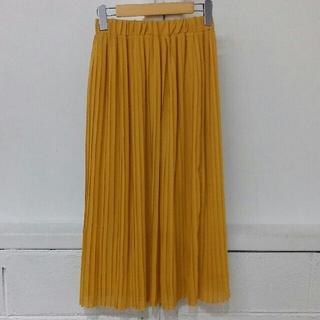 エヌナチュラルビューティーベーシック(N.Natural beauty basic)のN. NATURAL BEAUTY BASIC プリーツスカート ロング R26(ロングスカート)