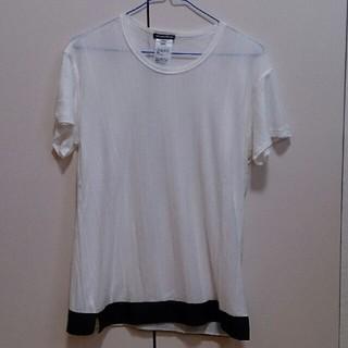アンドゥムルメステール(Ann Demeulemeester)のANNDEMEULEMEESTER 2014ss カットソー(Tシャツ/カットソー(半袖/袖なし))