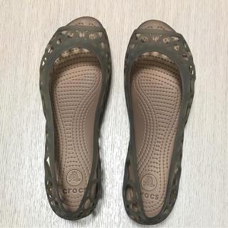 クロックス(crocs)のクロックス アドリナフラット ウィメンズ(サンダル)