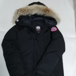 CANADA GOOSE - カナタグース シャトー Sサイズ ブラック
