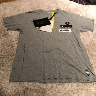 モンクレール(MONCLER)のモンクレール × フラグメント Tシャツ L(Tシャツ/カットソー(半袖/袖なし))