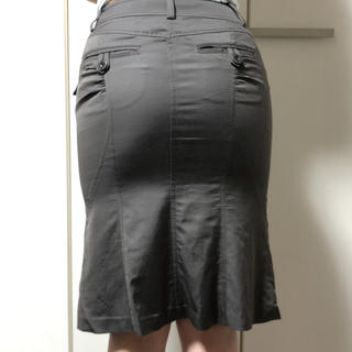 クードシャンス(COUP DE CHANCE)のマーメイドスカート(ひざ丈スカート)