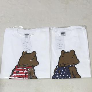 アウトドアプロダクツ(OUTDOOR PRODUCTS)のOUTDOOR クマリュック Tシャツ(Tシャツ/カットソー(半袖/袖なし))