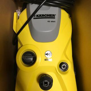 ケルヒャー 高圧洗浄機 K3サイレント 60Hz(西日本地区用) 本体のみ (その他)