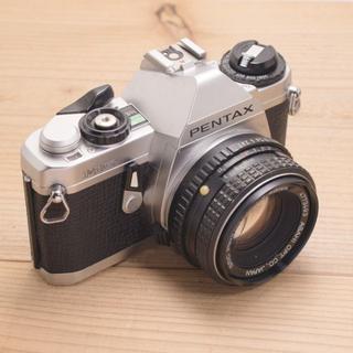 ペンタックス(PENTAX)のフィルム一眼レフ PENTAX MG 50㎜ f2(フィルムカメラ)