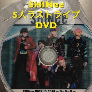 シャイニー(SHINee)のSHINee DVD 日本ライブ(K-POP/アジア)